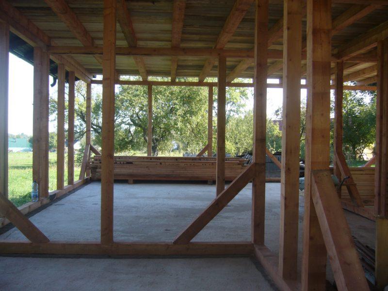 constructii case din lemn Iasi