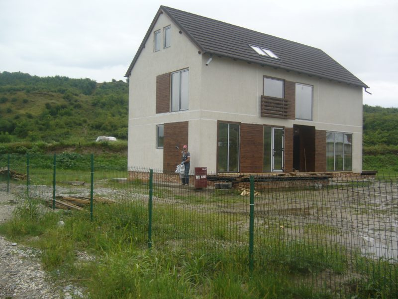 Casa din lemn Slatina, Olt