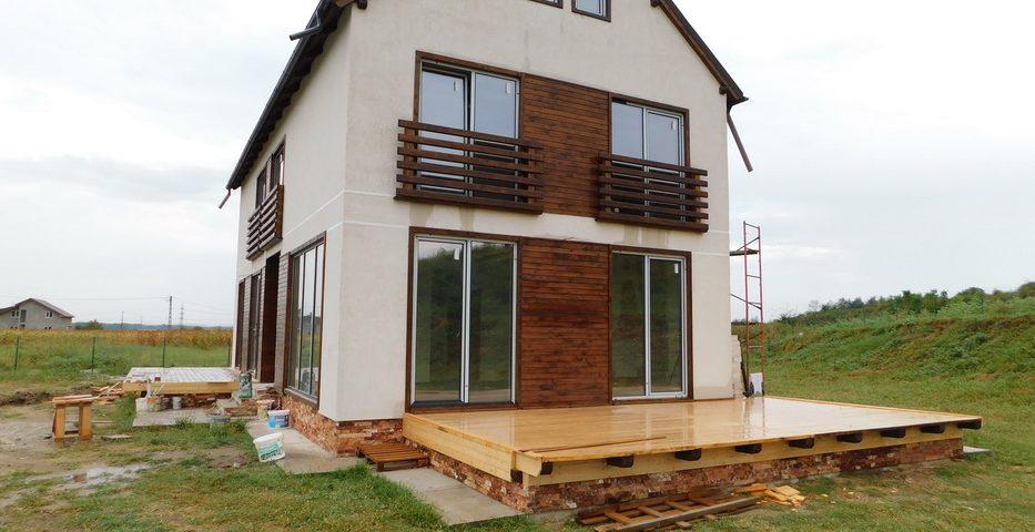 Casa din lemn COSTI Slatina, Olt