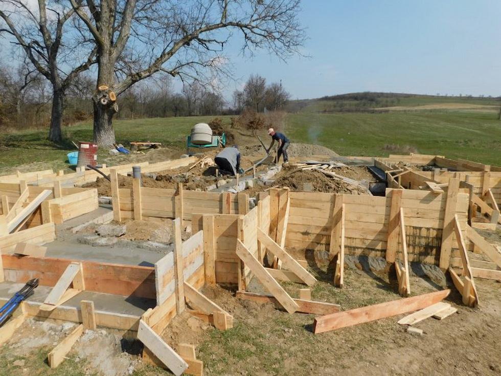 casa de lemn ecologica