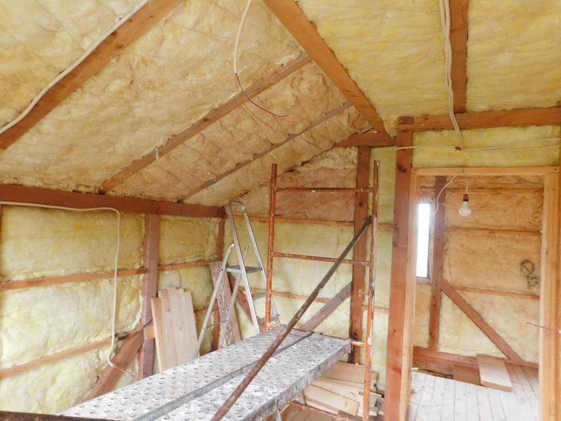 Casa din lemn TIHUTA