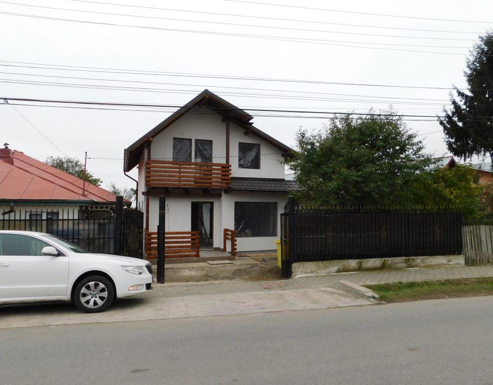 Casa din lemn Ploiesti