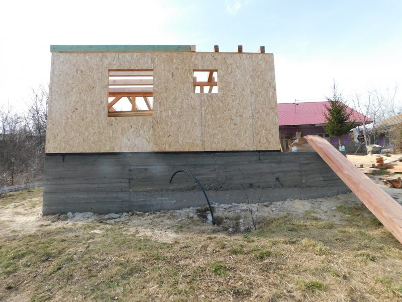 Casa din lemn Negreşti, judeţul Vaslui